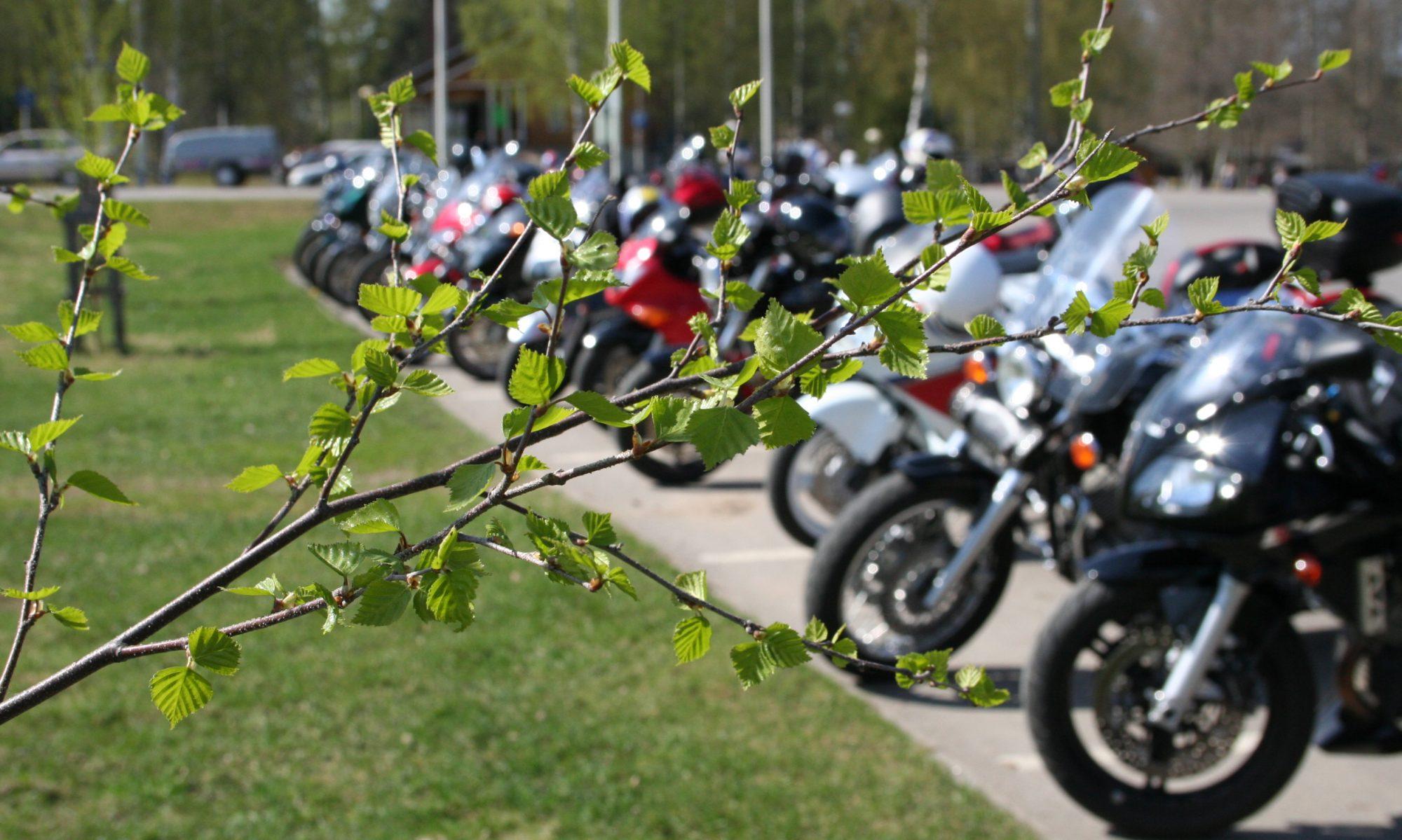 Lappeenrannan moottoripyöräilijät